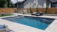Winsap Place, Toronto Pool and Landscape Project