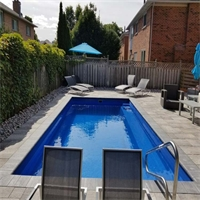 Palmerston Drive, Thornhill, Vaughan, Pool and Landscape Project