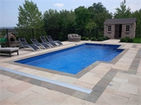 Why Fiberglass Swimming Pools?