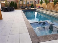 Lucida Crt, Whitchurch-Stouffville, Pool and Landscape Project