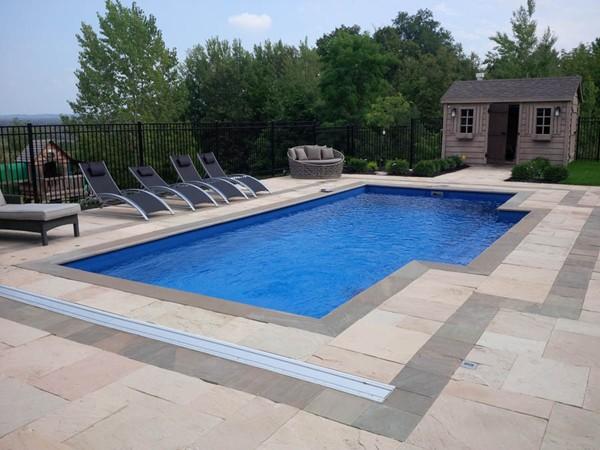 Elegance Fiberglass Inground Swimming Pools And Spas